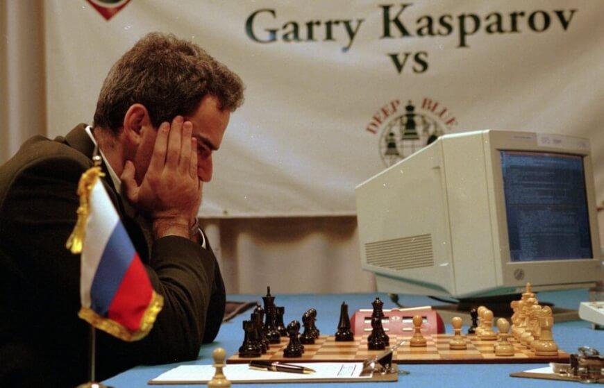 Garry Kasparov & A.I.