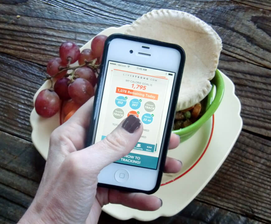Food Tracking and Healthy Eating