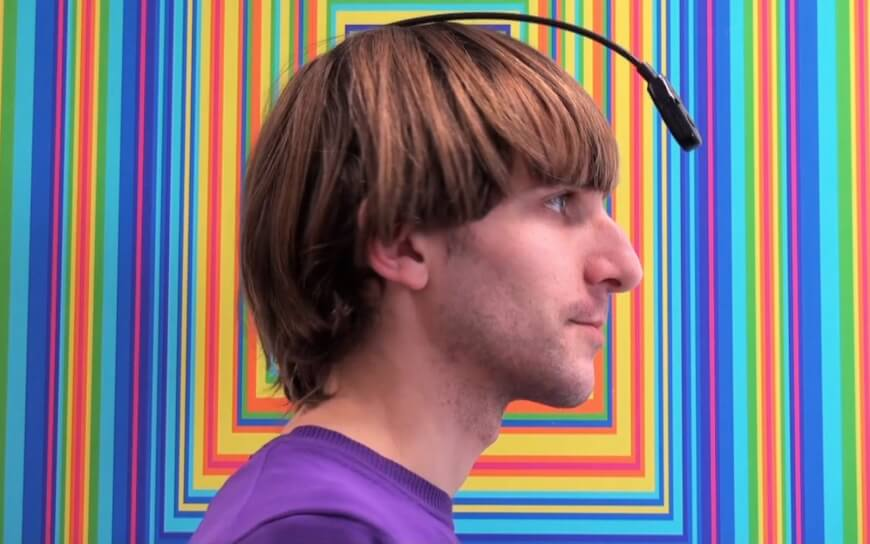 Neil Harbisson - Top Cyborgs
