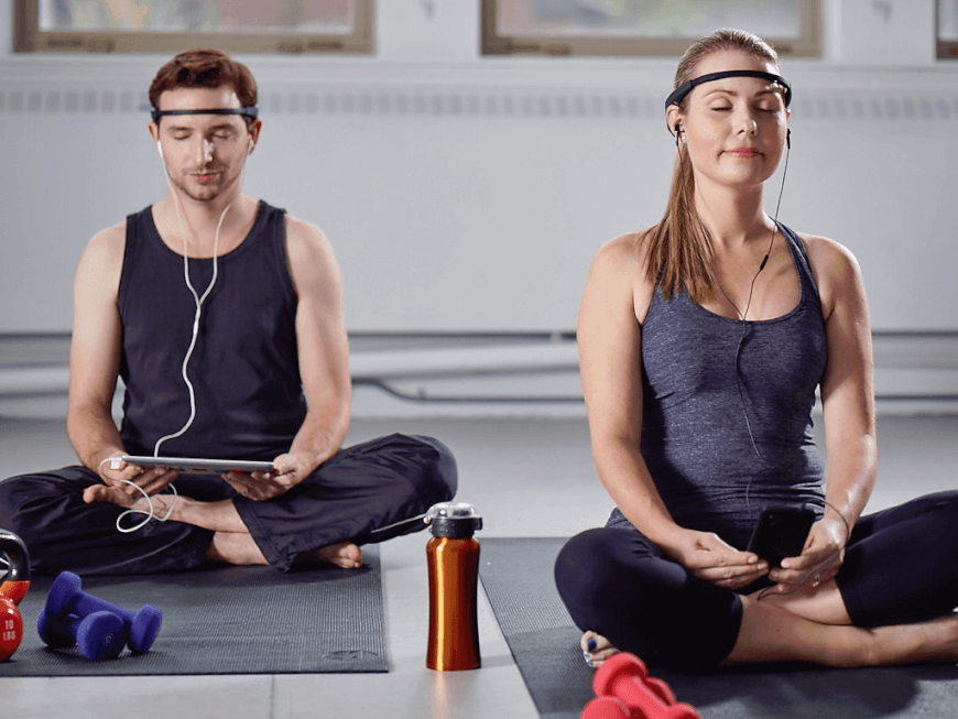 MUSE headband - Wearable Health Trackers