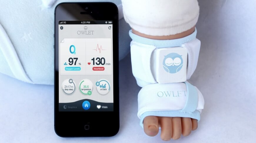 Owlet Care - Pregnancy trackers