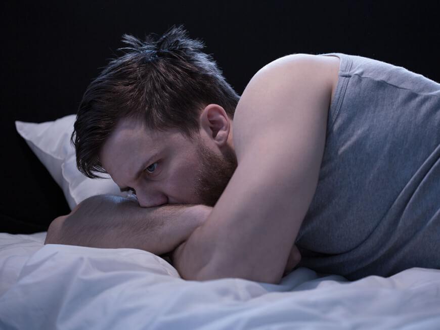 Sleeping Problems - Sleep with Technology
