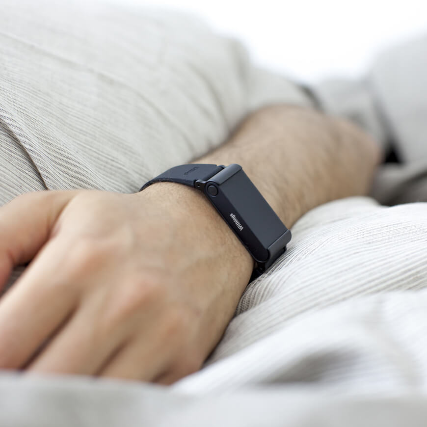 Withings Pulse - Sleep with Technology