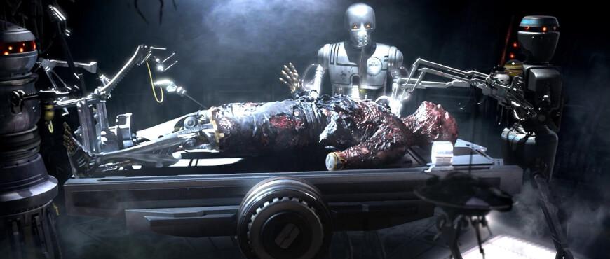 Star Wars - Robot Surgeons