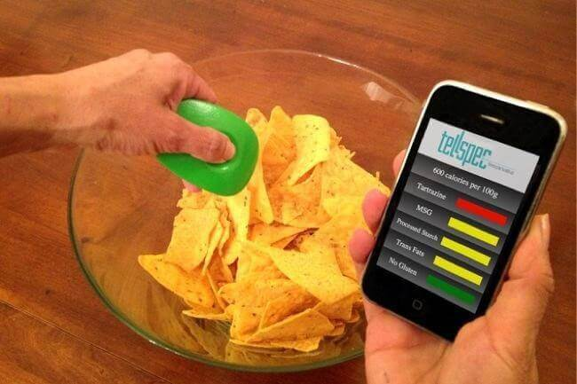 Food scanner technologies