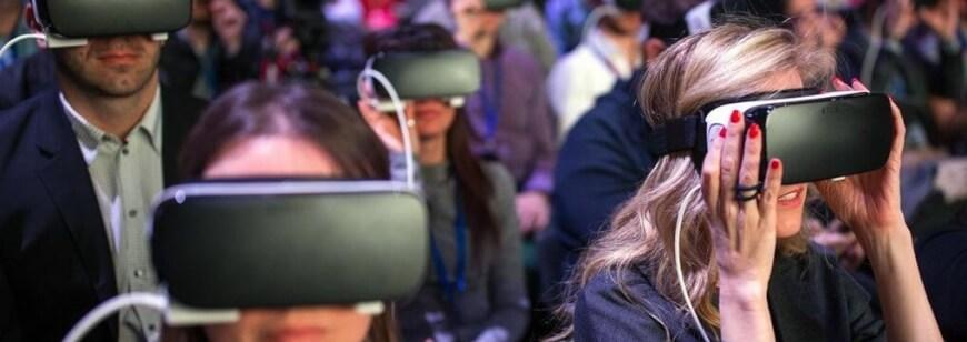 Virtual Reality at Medical Events