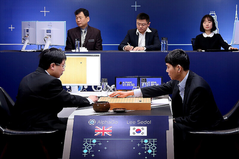 Game with AlphaGo