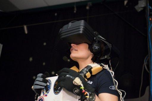 Meet DOUG, the NASA Virtual Reality Tech Prepping Astronauts for Spacewalks