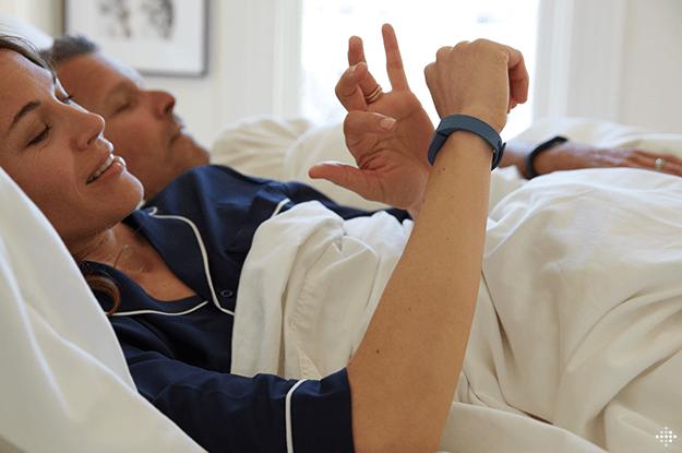 healthcare wearables - sleep tracker
