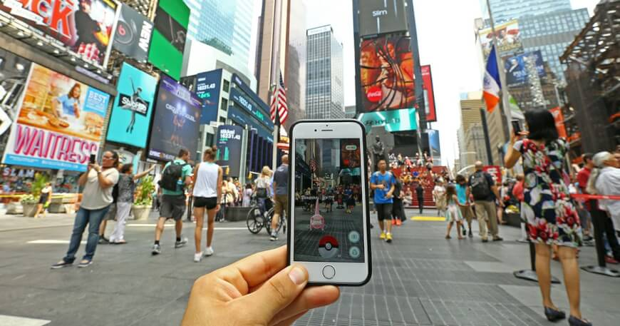 Pokémon Go - Augmented Reality in Healthcare