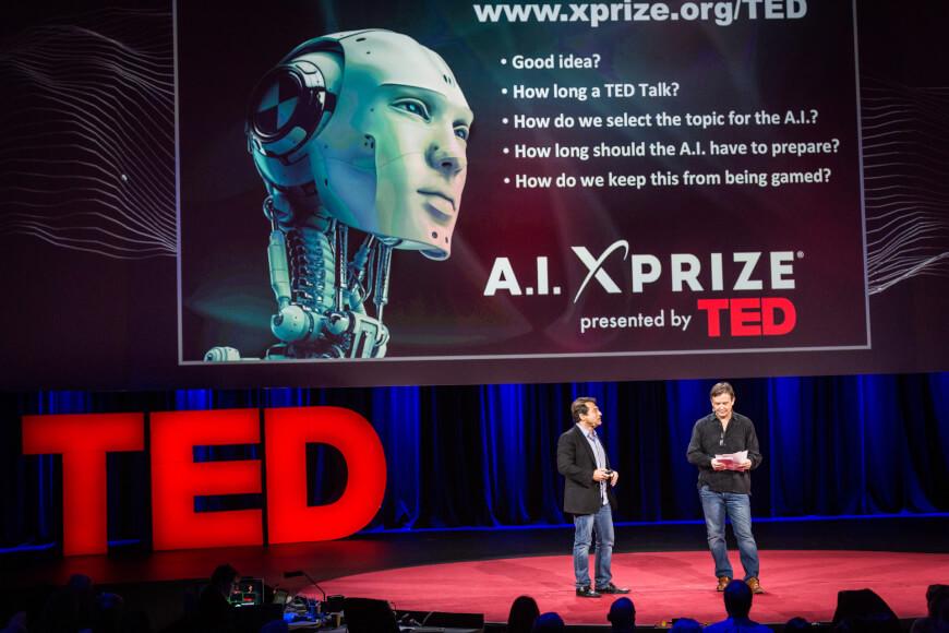 BM Watson AI XPRIZE Competition