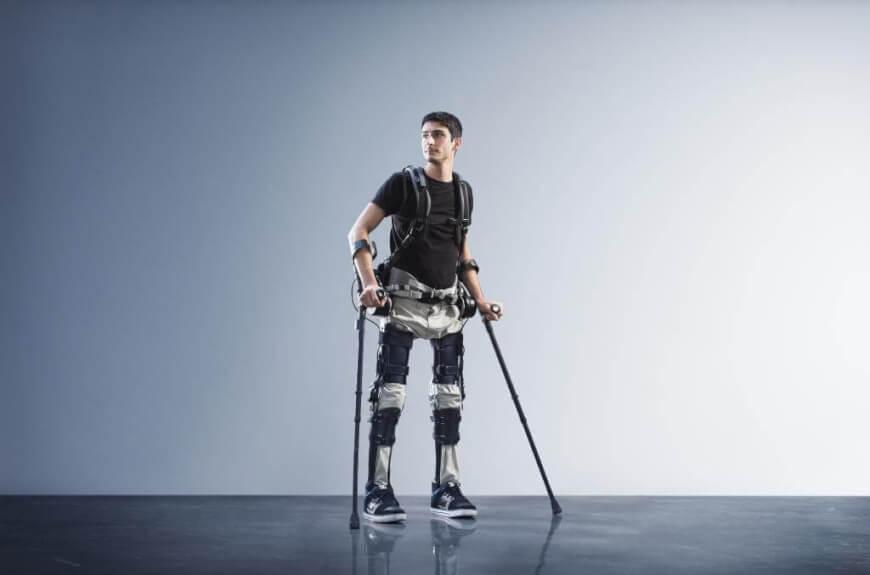 medical exoskeleton robotics in healthcare