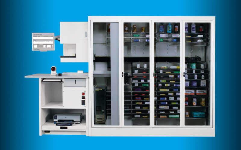 Pharma dispenser - robotics healthcare