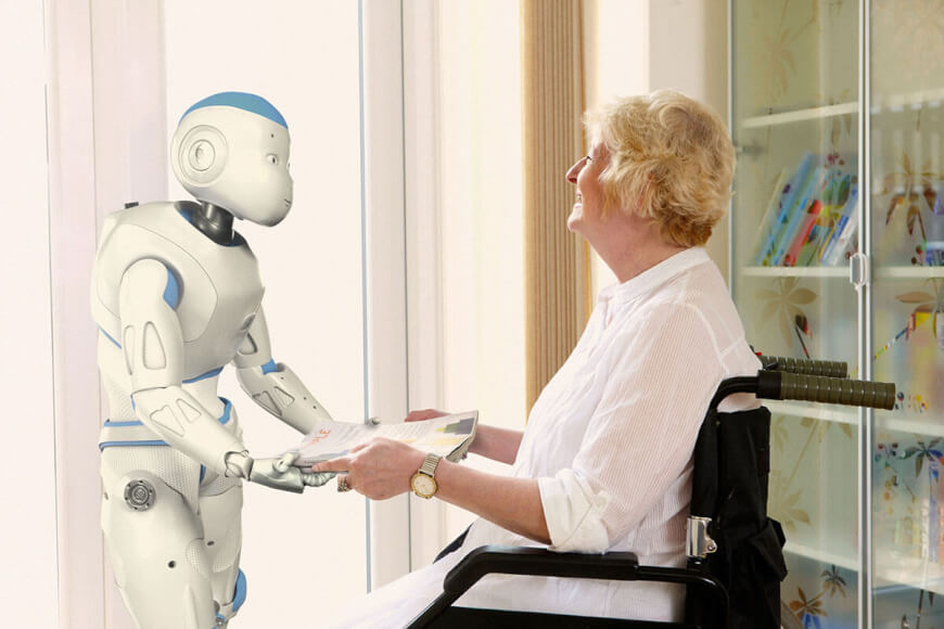 Robotics in Healthcare — Get Ready! - The Medical Futurist