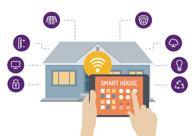 Healthcare Home - Smart Home