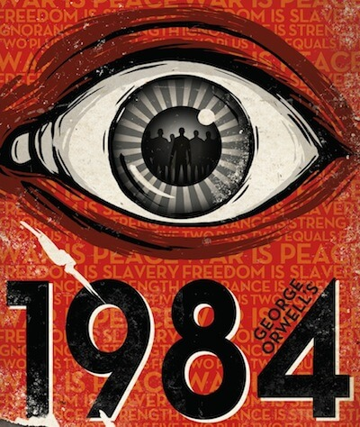 George Orwell 1984 - Science Fiction