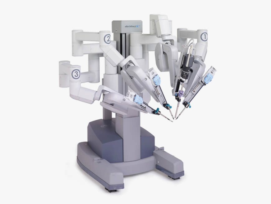 Surgical Robots - People should not be afraid of digital health technology