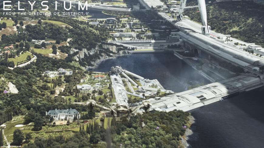 Elysium - Science Fiction