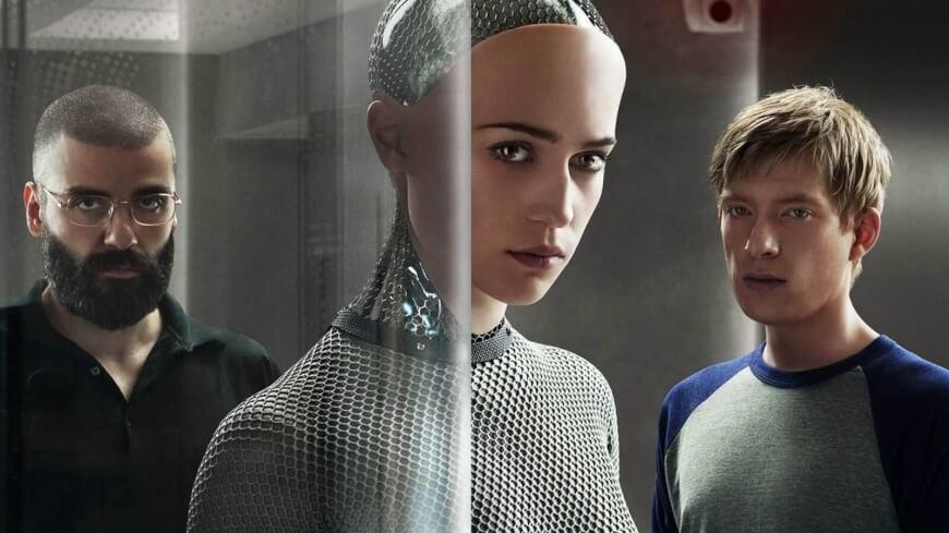 Ex Machina - Science Fiction