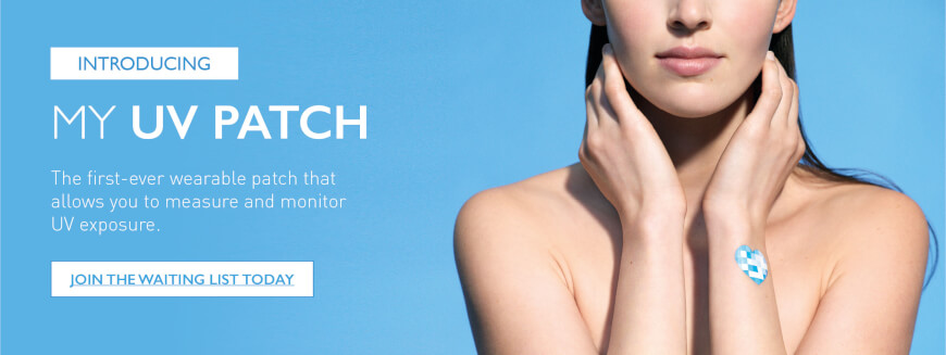 L'Oreal UV Patch - Tech Companies in Healthcare