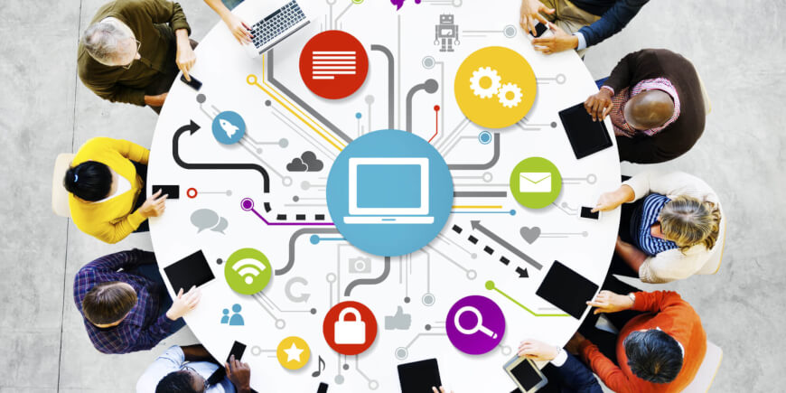 Networking Goes Online - Future Skills