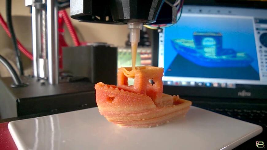 3D Printing Food - Future of Food