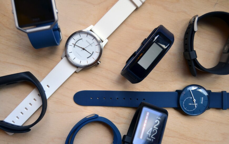 Fitness Trackers and Sensors - Laziness Kills Healthcare