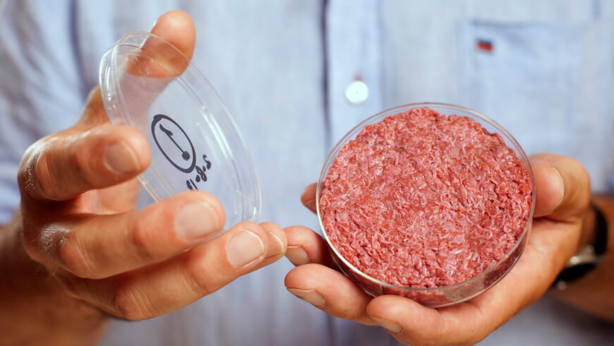 Lab-Grown Meat - Future of Food