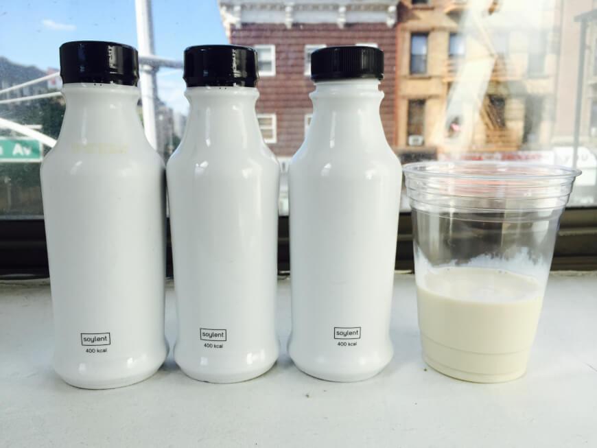 Soylent Drinks - Future of Food