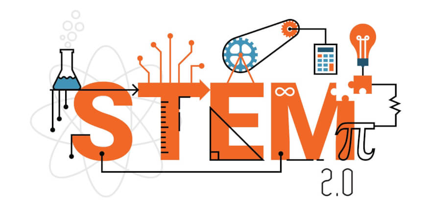 Kids, Please, Choose Science, Technology, Engineering and Mathematics (STEM) for Your Future!