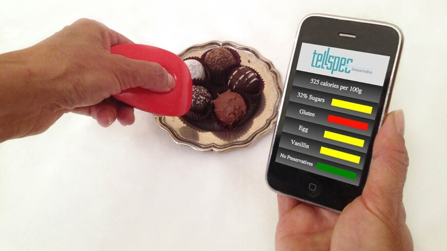 TellSpec - Future of Food