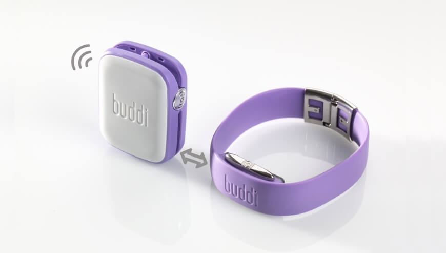 Buddi Wearable - Technological Developments for the Elderly