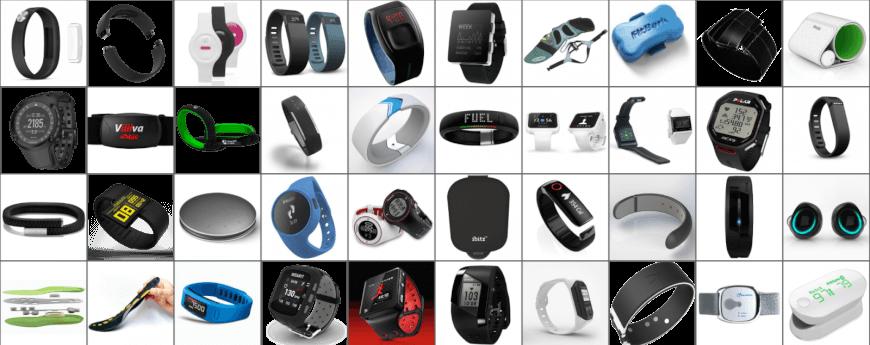 Fitness Monitors - Wearable Health Sensors