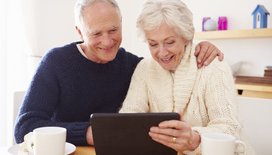 Mobile Health - Technological Developments for the Elderly