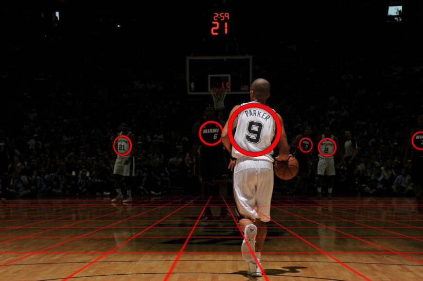 Player Tracking System NBA - Future of Professional Sports