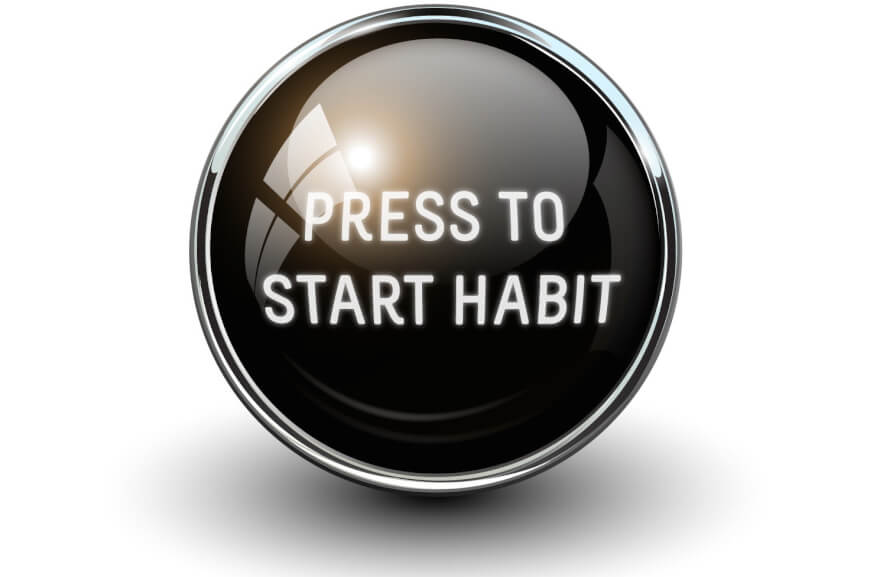 Press To Start Habit