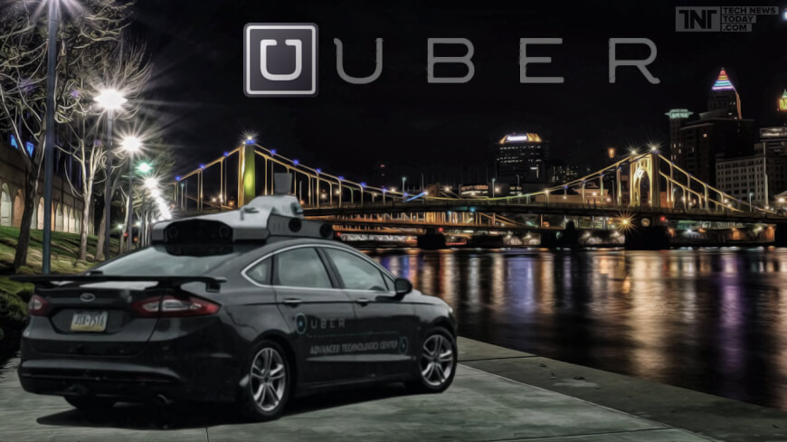 Uber in Pittsburgh - Driverless Car