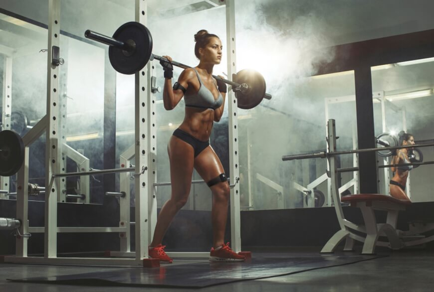 Weightlifting with Wearables - Future of Professional Sports