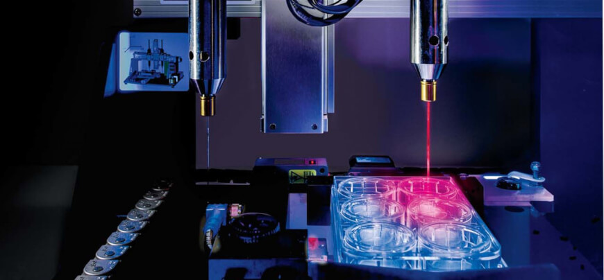 3D bioprinting Organovo - Digital Health in 2016