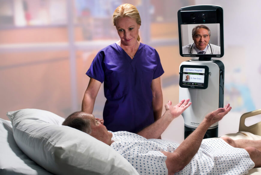InTouch Health - Scary Medical Technologies