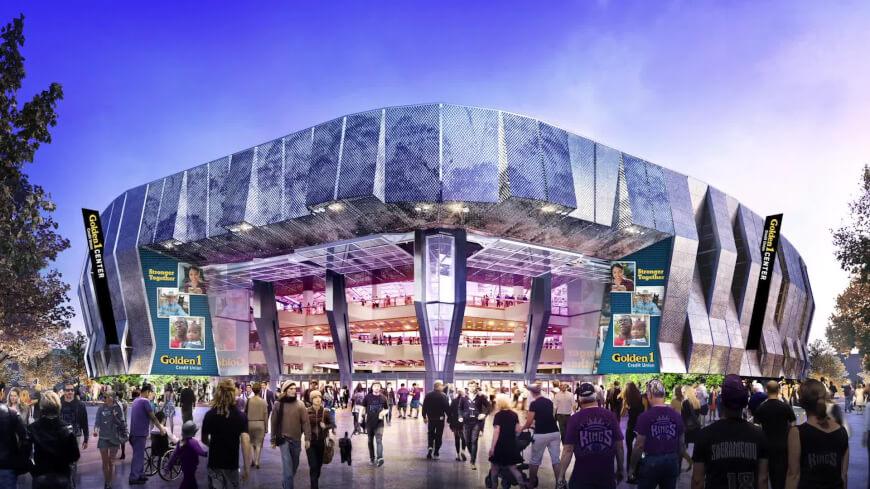 Basketball Stadium Sacramento - Future of Sporting Events