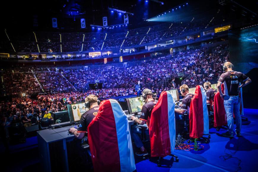 E-sport - Future of Sporting Events