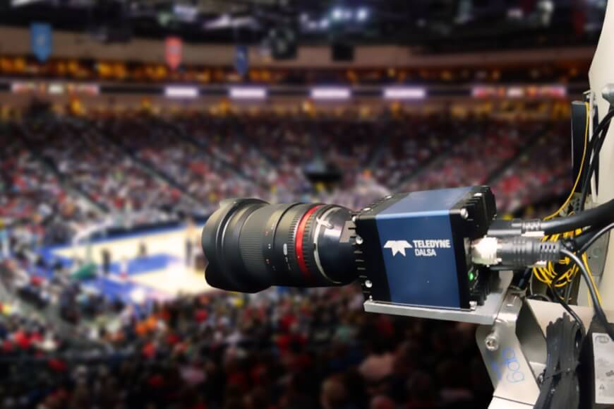 High Quality Camera in Stadiums - Future of Sporting Events