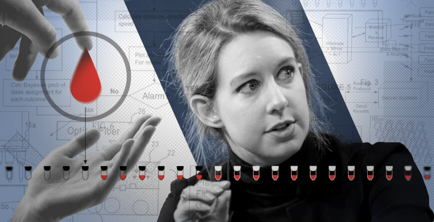 Theranos - Digital Health in 2016