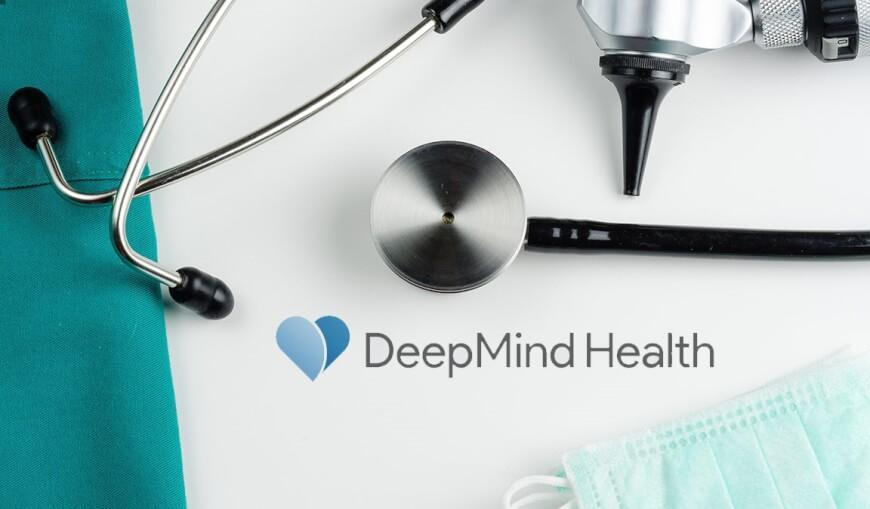 Google DeepMind Health - Artificial Intelligence Companies in Healthcare