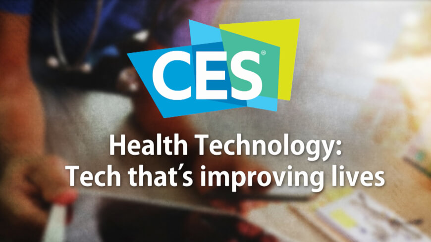 Health Technology at CES 2017