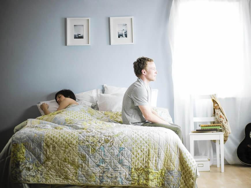 Sleeping Disturbances - Sleep Tracking