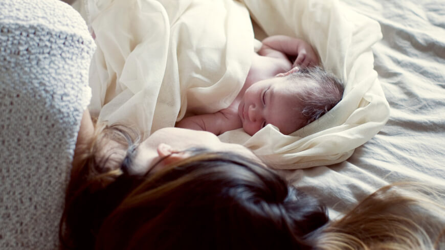 Baby Sleeping - Save Time for a Healthier Life