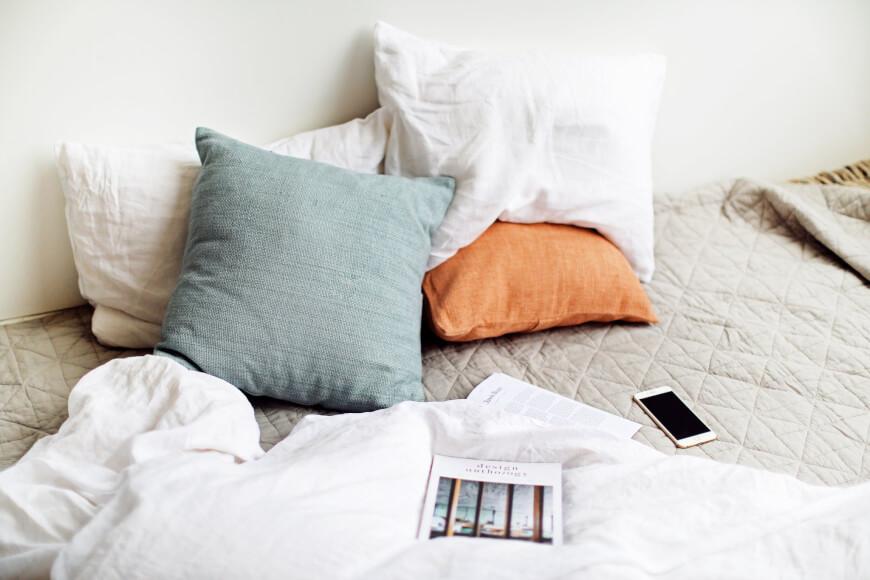 Fresh in the Morning - Sleep Tracking