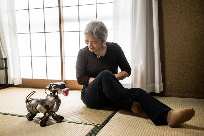 Robot companion designers - New Jobs in the Future of Healthcare